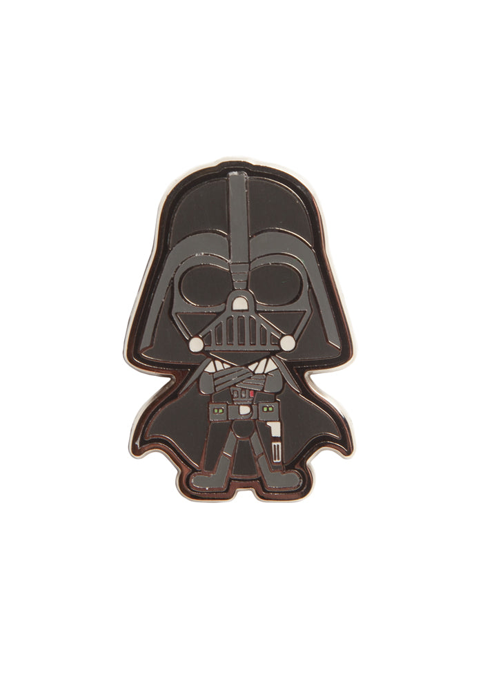STAR WARS Darth Vader Kawaii Enamel Pin