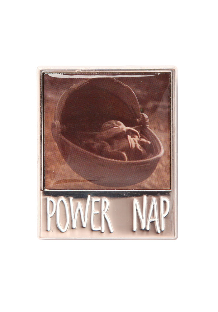 STAR WARS The Mandalorian The Child Power Nap Pin