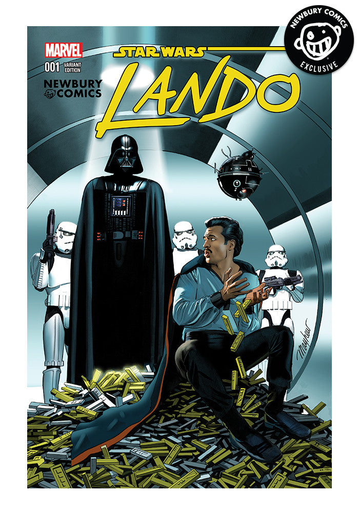 MARVEL COMICS Star Wars Lando Issue #1 - Mike Mayhew Exclusive Cover