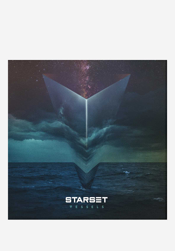 STARSET Vessels With Autographed CD Booklet