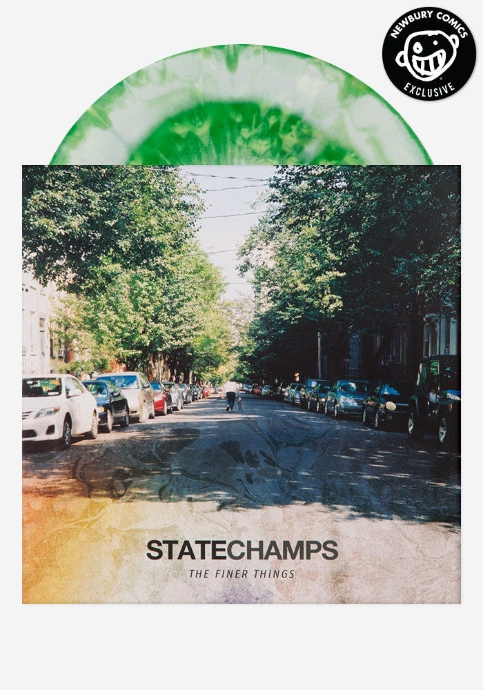 State Champs The Finer Things Exclusive Lp Newbury Comics
