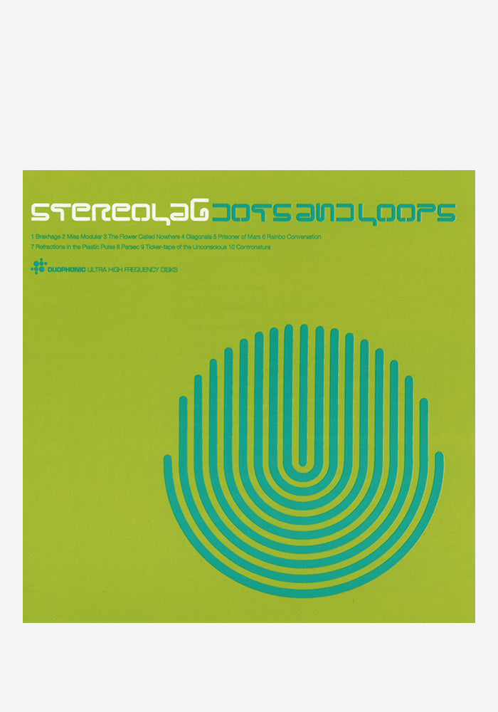 STEREOLAB Dots & Loops 3LP
