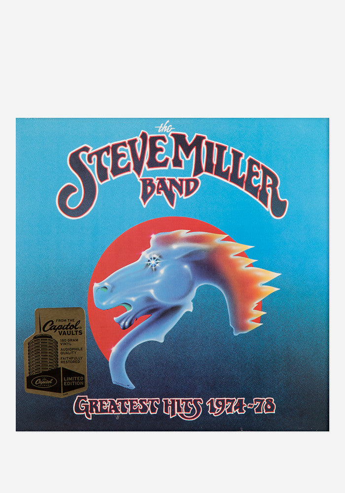 STEVE MILLER Steve Miller Band's Greatest Hits  LP