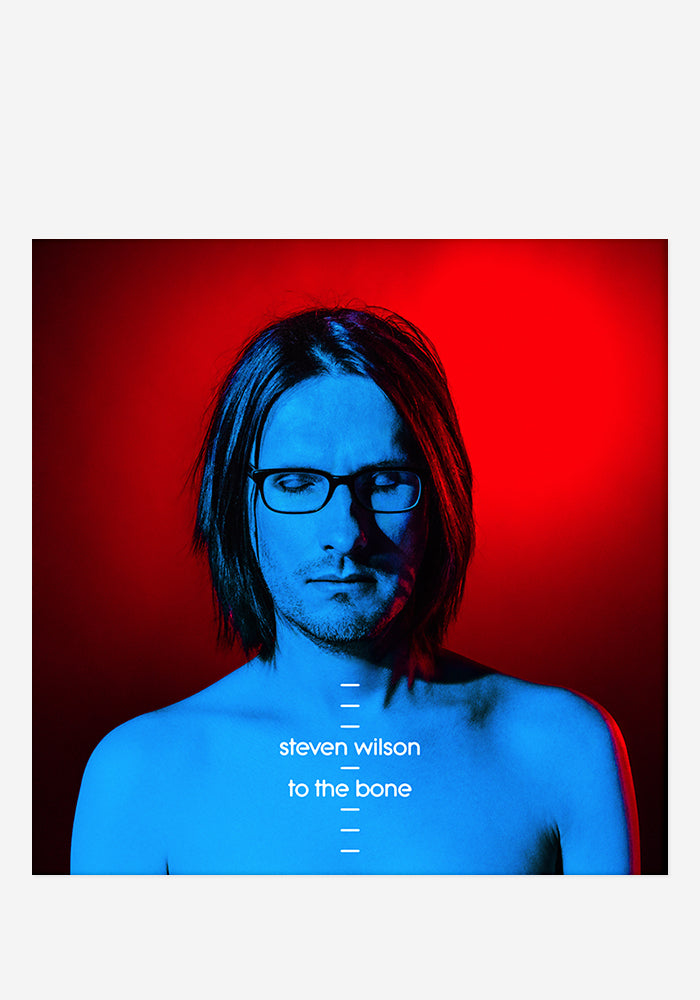 STEVEN WILSON To The Bone CD With Autographed Postcard