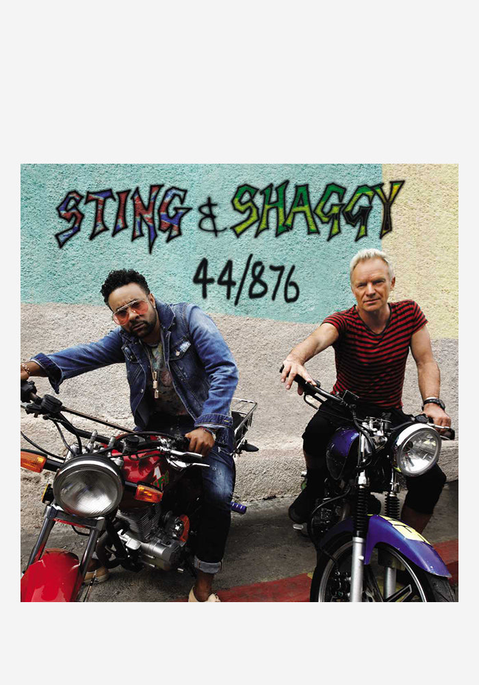 STING AND SHAGGY 44/876 LP