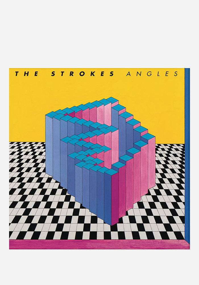 THE STROKES Angles LP