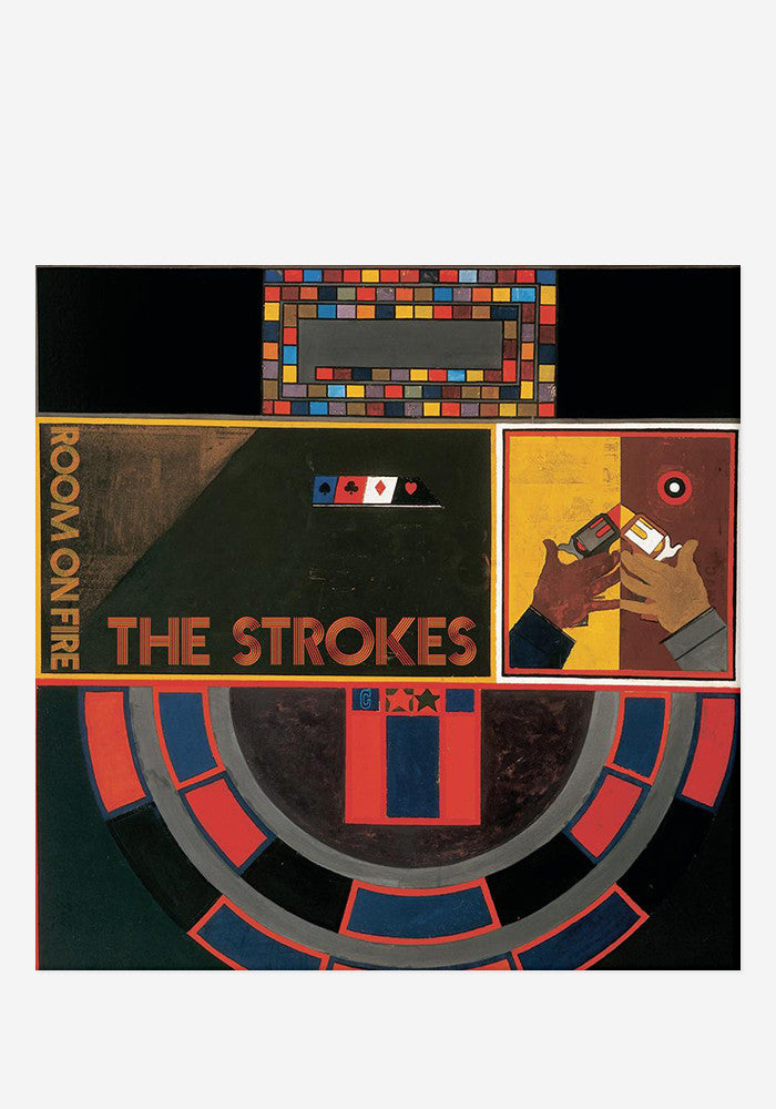 THE STROKES Room On Fire LP