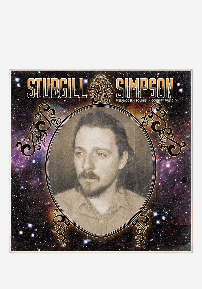 STURGILL SIMPSON Metamodern Sounds In Country LP