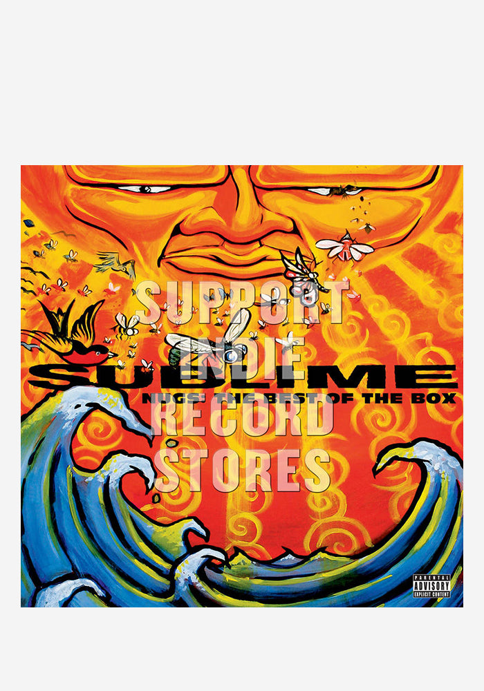 SUBLIME NUGS: Best of The Box LP (Color)