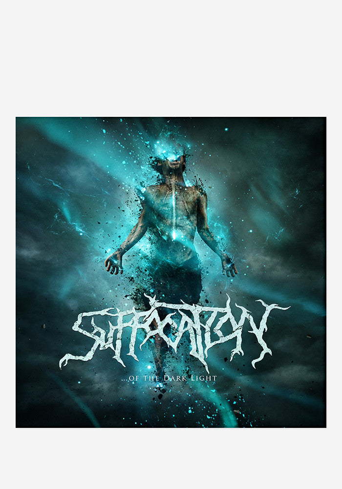 SUFFOCATION ...Of The Dark Light With Autographed CD Booklet