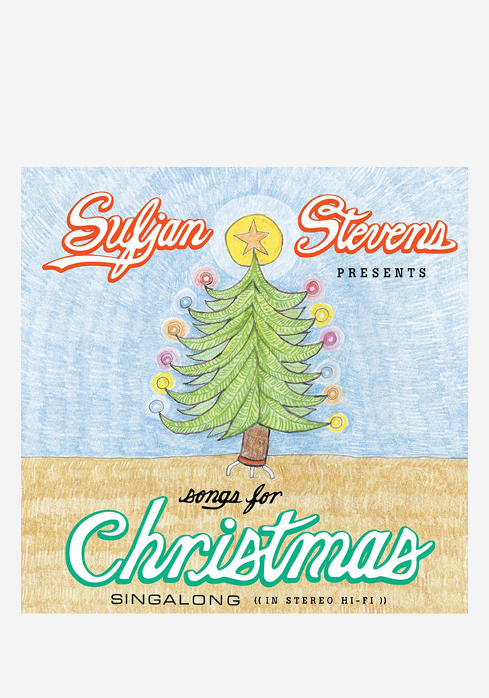 SUFJAN STEVENS Songs For Christmas 5LP