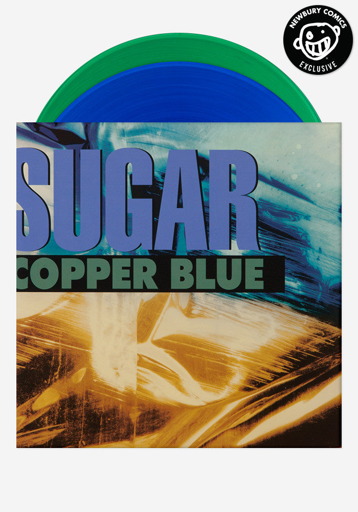 SUGAR Copper Blue / Beaster Exclusive 2 LP