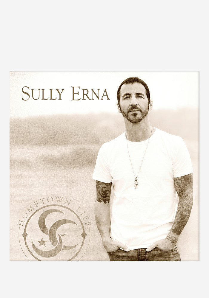 SULLY ERNA Hometown Life With Autographed CD Booklet