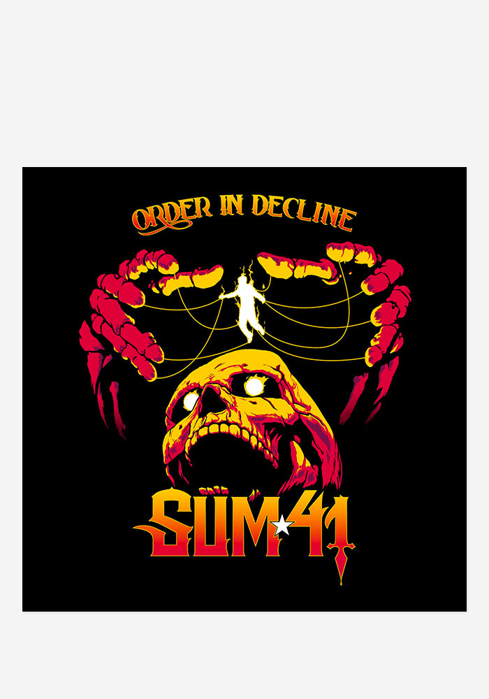 SUM 41 Order In Decline CD (Autographed)