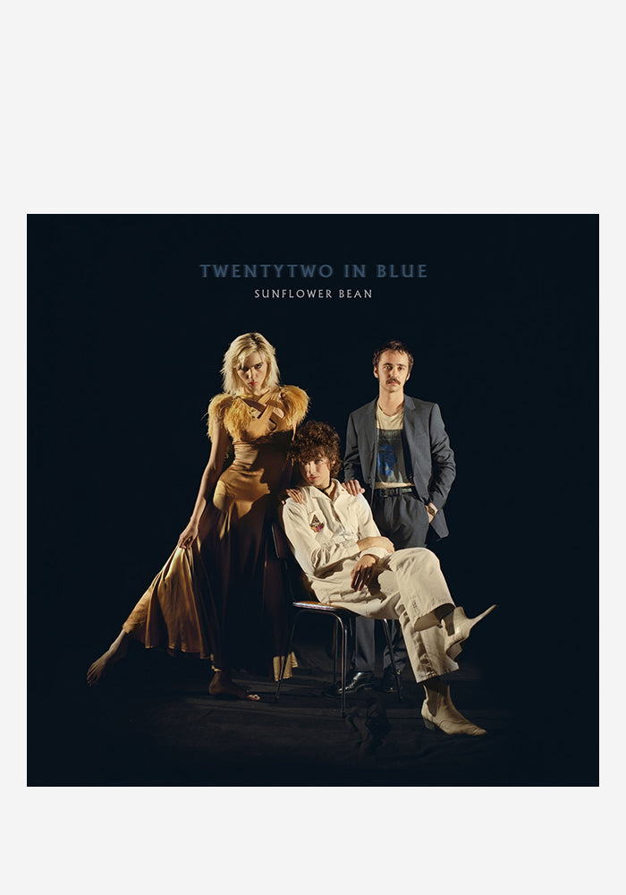 SUNFLOWER BEAN Twentytwo In Blue LP
