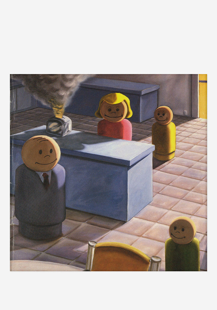 SUNNY DAY REAL ESTATE Diary LP Remastered
