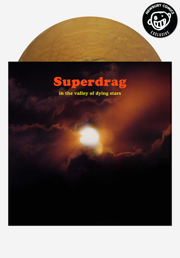 SUPERDRAG In The Valley Of Dying Stars Exclusive LP