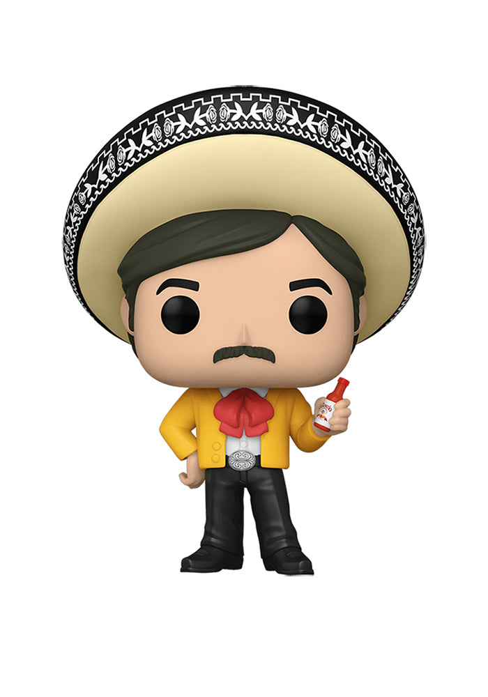 TAPATIO Funko Pop! Ad Icons: Tapatio Hot Sauce - The Tapatio Man
