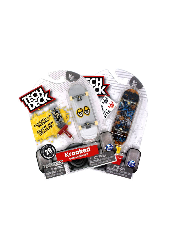 TECH DECK Tech Deck 96mm Fingerboard (Assorted)