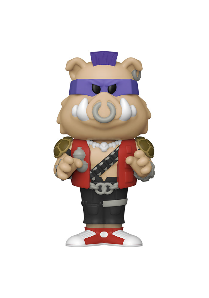 TEENAGE MUTANT NINJA TURTLES Funko Vinyl SODA Figure: TMNT - Bebop
