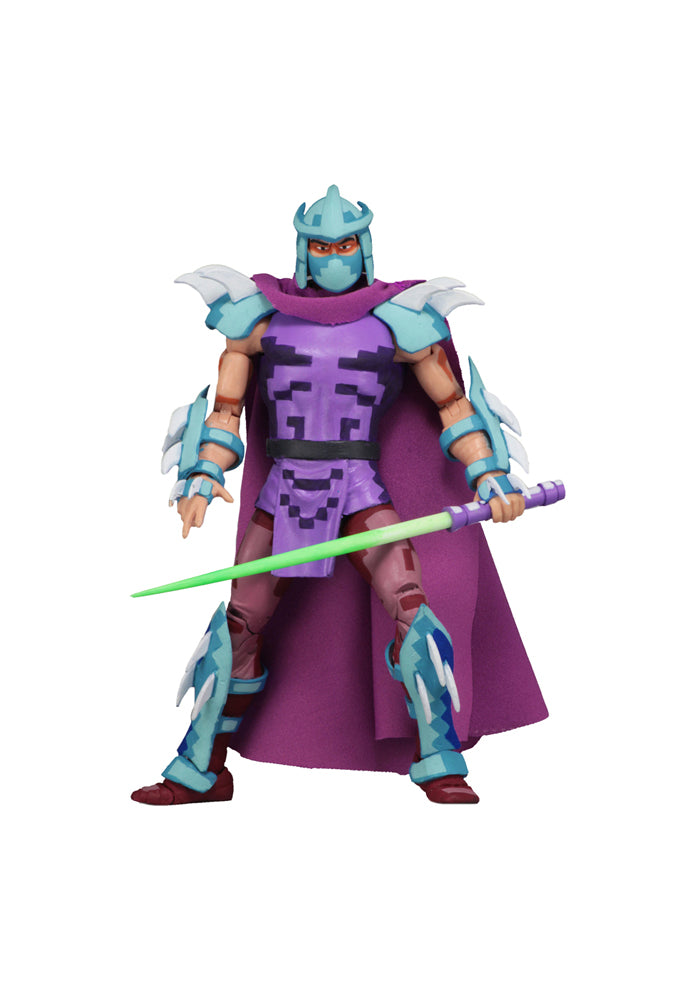 TEENAGE MUTANT NINJA TURTLES TMNT: Turtles In Time Arcade 7-Inch Action Figure - Shredder