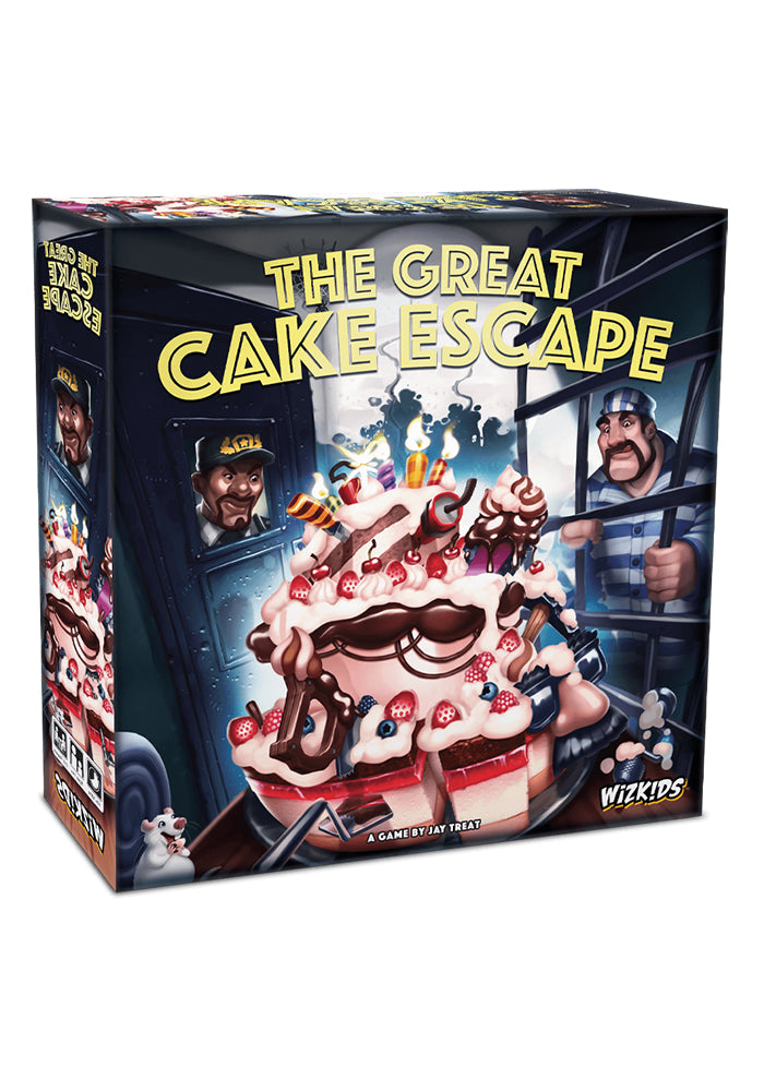 THE GREAT CAKE ESCAPE The Great Cake Escape Board Game