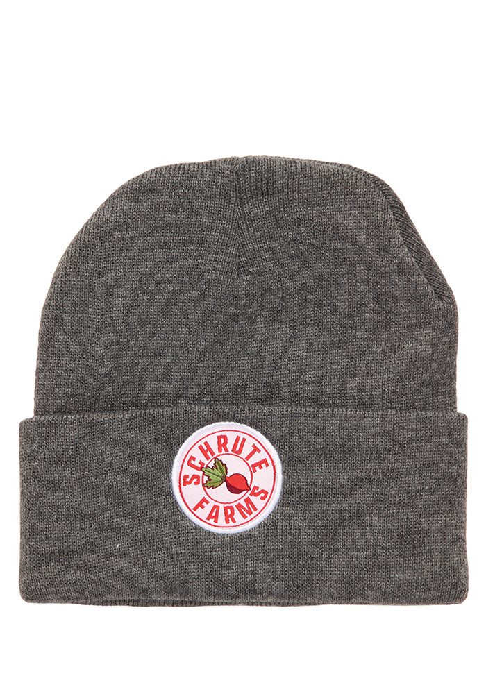 THE OFFICE Schrute Farms Cuffed Beanie
