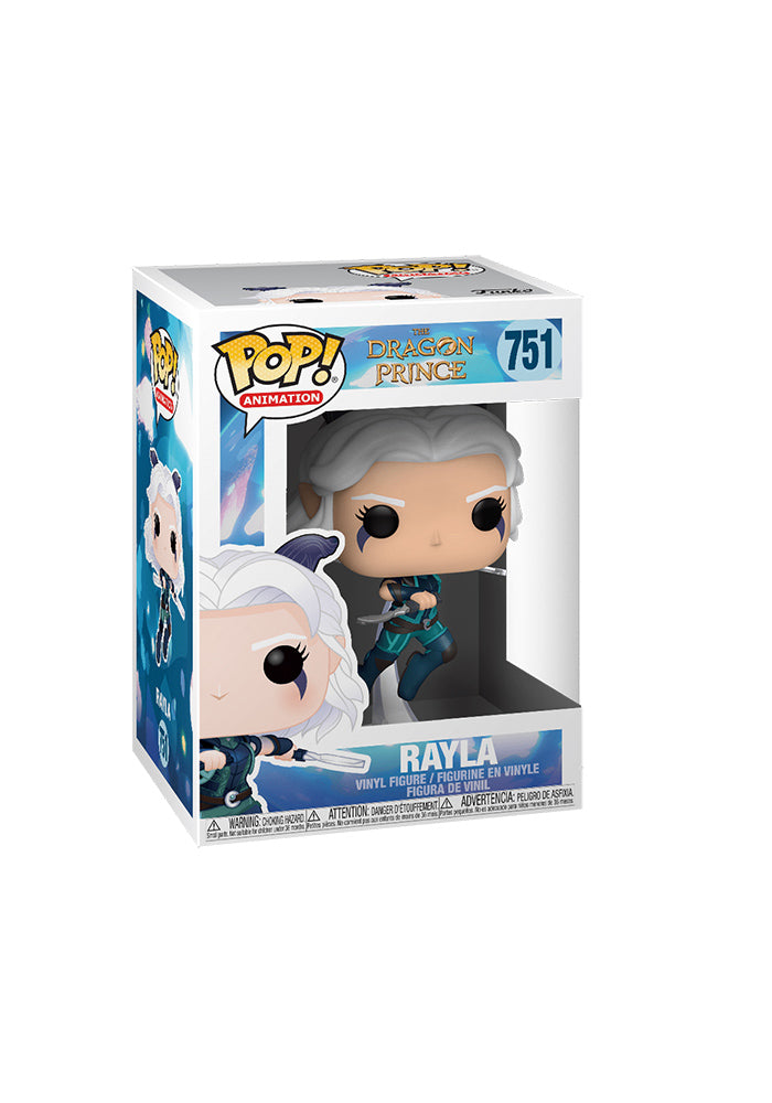 THE DRAGON PRINCE Funko Pop! Animation: The Dragon Prince - Rayla