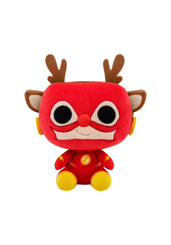 THE FLASH Funko Pop! Plush: DC Comics Holiday - Rudolph The Flash