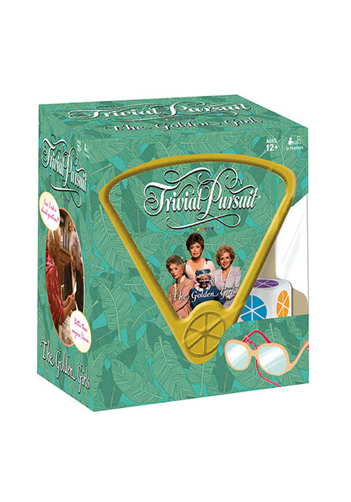 THE GOLDEN GIRLS Trivial Pursuit: The Golden Girls Edition Board Game