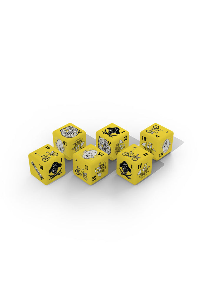 THE GOONIES The Goonies Dice Set