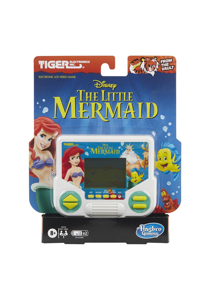 THE LITTLE MERMAID Disney's The Little Mermaid Tiger Electronics Handheld Video Game