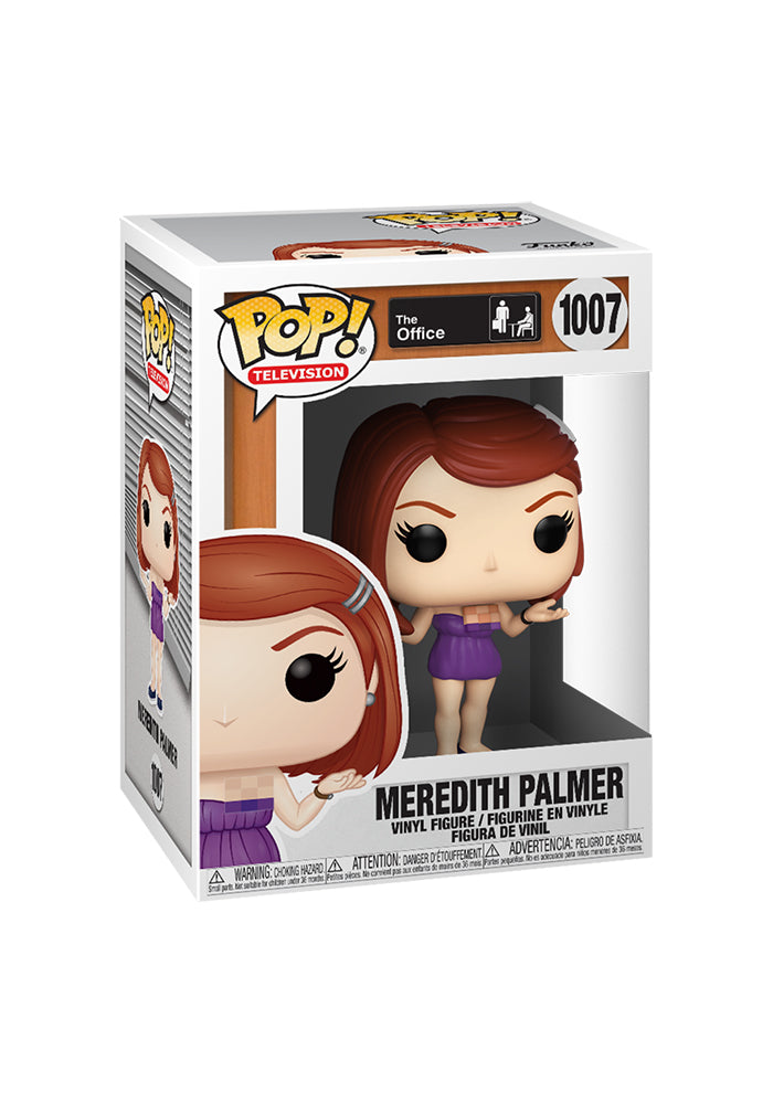 THE OFFICE Funko Pop! TV: The Office - Casual Meredith