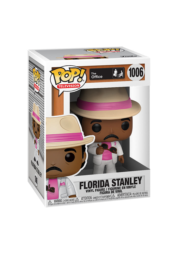 THE OFFICE Funko Pop! TV: The Office - Florida Stanley