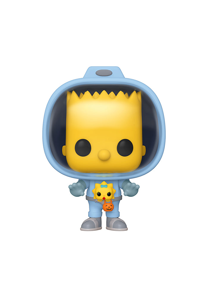 THE SIMPSONS Funko Pop! Animation: The Simpsons - Bart With Chestburster Maggie