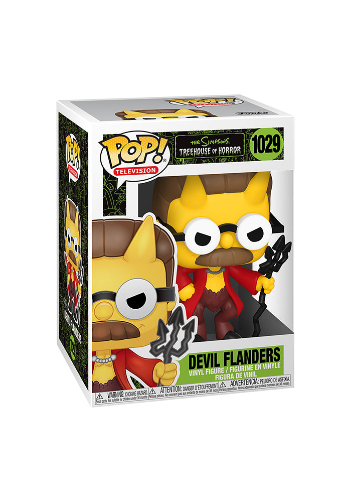 THE SIMPSONS Funko Pop! Animation: The Simpsons - Devil Flanders