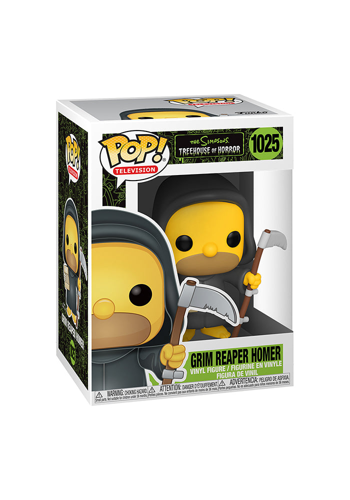 THE SIMPSONS Funko Pop! Animation: The Simpsons - Grim Reaper Homer