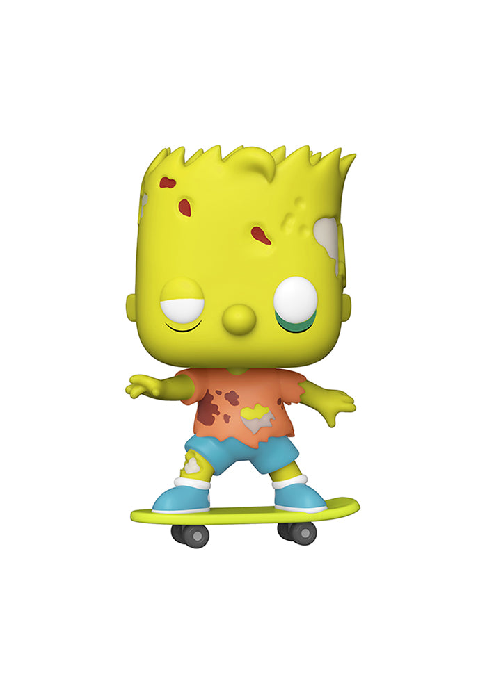 THE SIMPSONS Funko Pop! Animation: The Simpsons - Zombie Bart