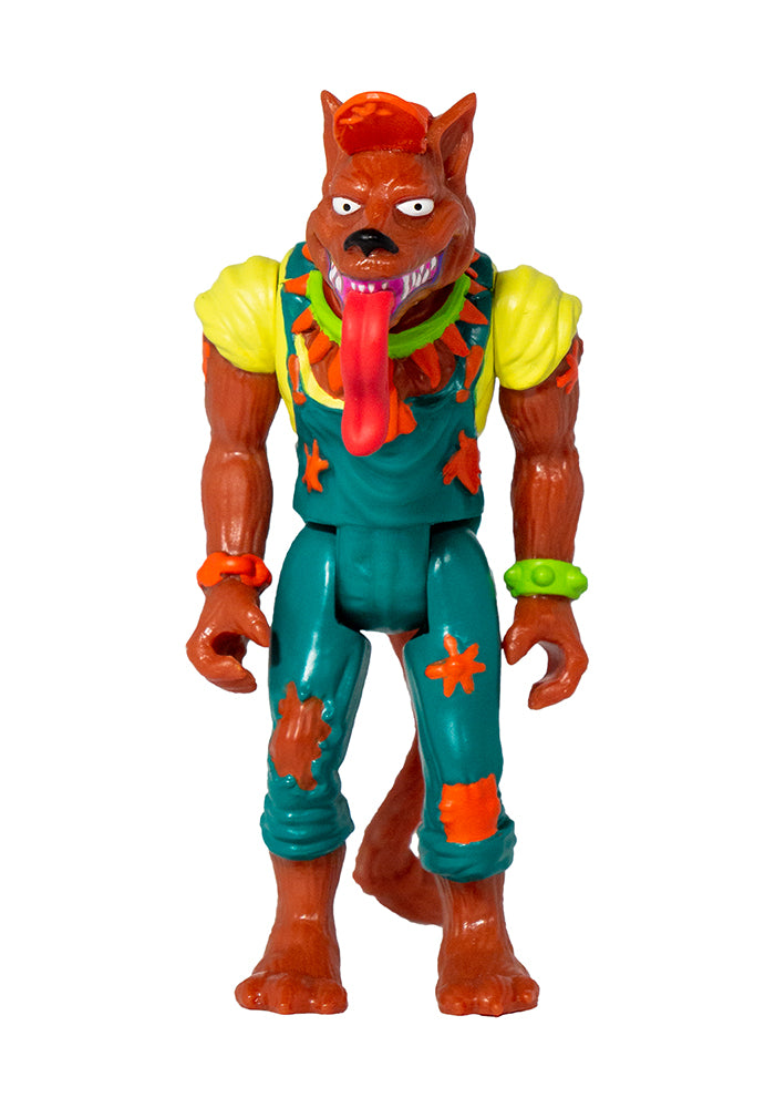 THE TOXIC AVENGER Toxic Crusaders ReAction Figure - Junkyard