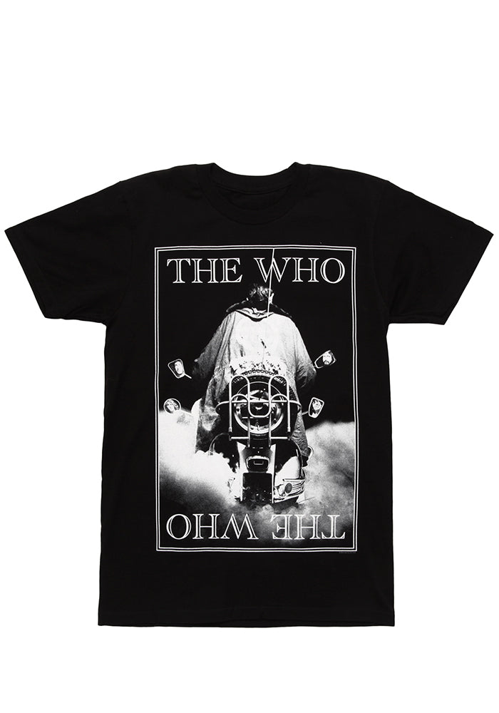 THE WHO Quadrophenia Scooter T-Shirt