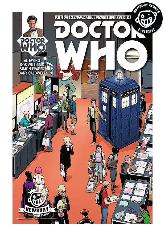 TITAN COMICS Doctor Who 11th #1
