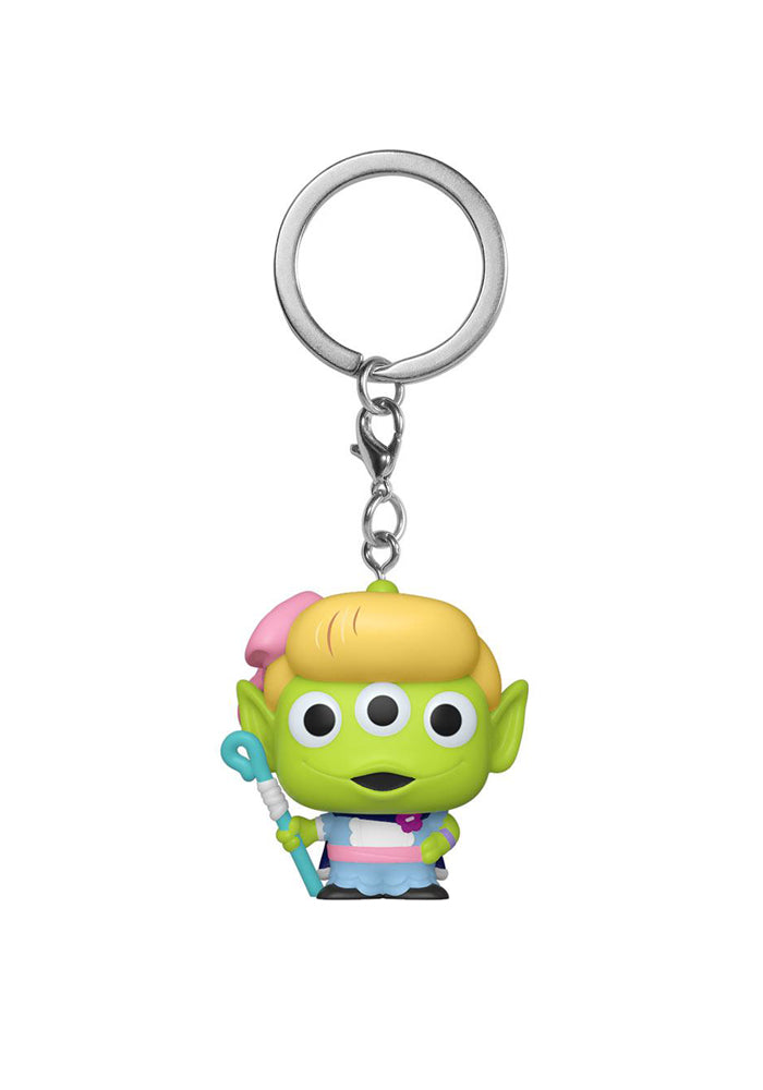 TOY STORY Funko Pocket Pop! Keychain: Disney Pixar Alien Remix - Alien Bo Peep