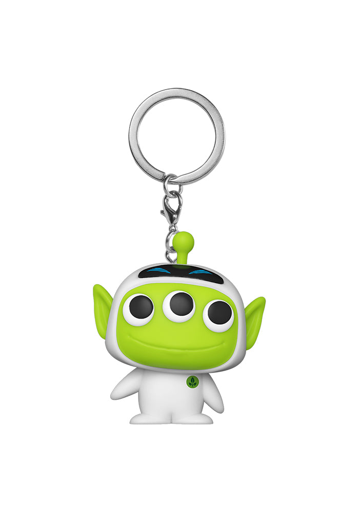 Sulley Keychain Pixar Alien Remix Funko Pop