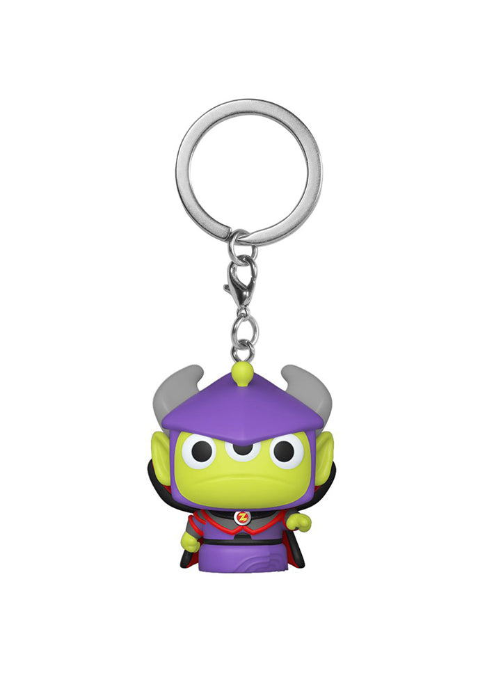 TOY STORY Funko Pocket Pop! Keychain: Disney Pixar Alien Remix - Alien Zurg