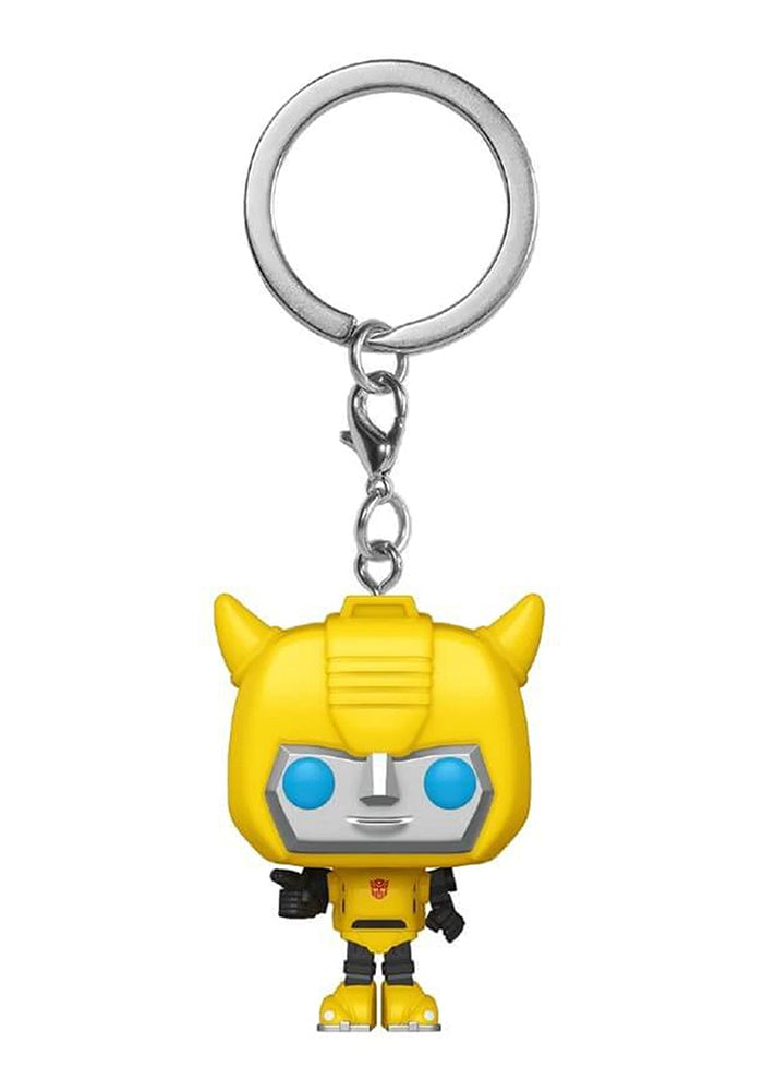 TRANSFORMERS Funko Pocket Pop! Keychain: Transformers - Bumblebee