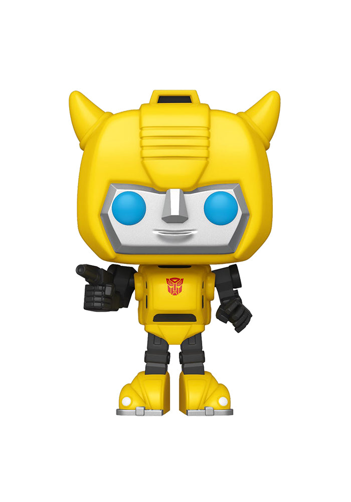 TRANSFORMERS Funko Pop! Retro Toys: Transformers - Bumblebee