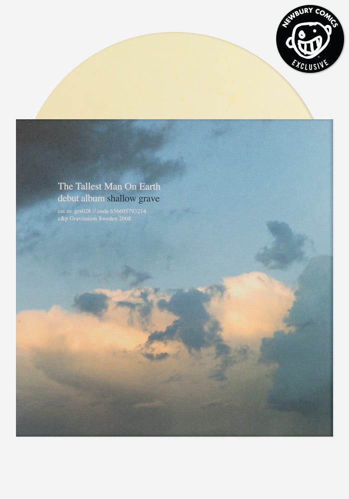 THE TALLEST MAN ON EARTH Shallow Grave Exclusive LP