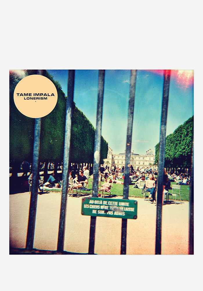 TAME IMPALA Lonerism  2 LP