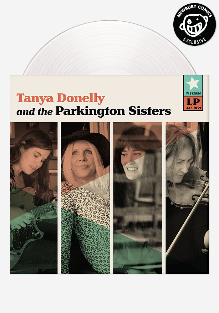 TANYA DONELLY & THE PARKINGTON SISTERS Tanya Donelly & The Parkington Sisters Exclusive LP