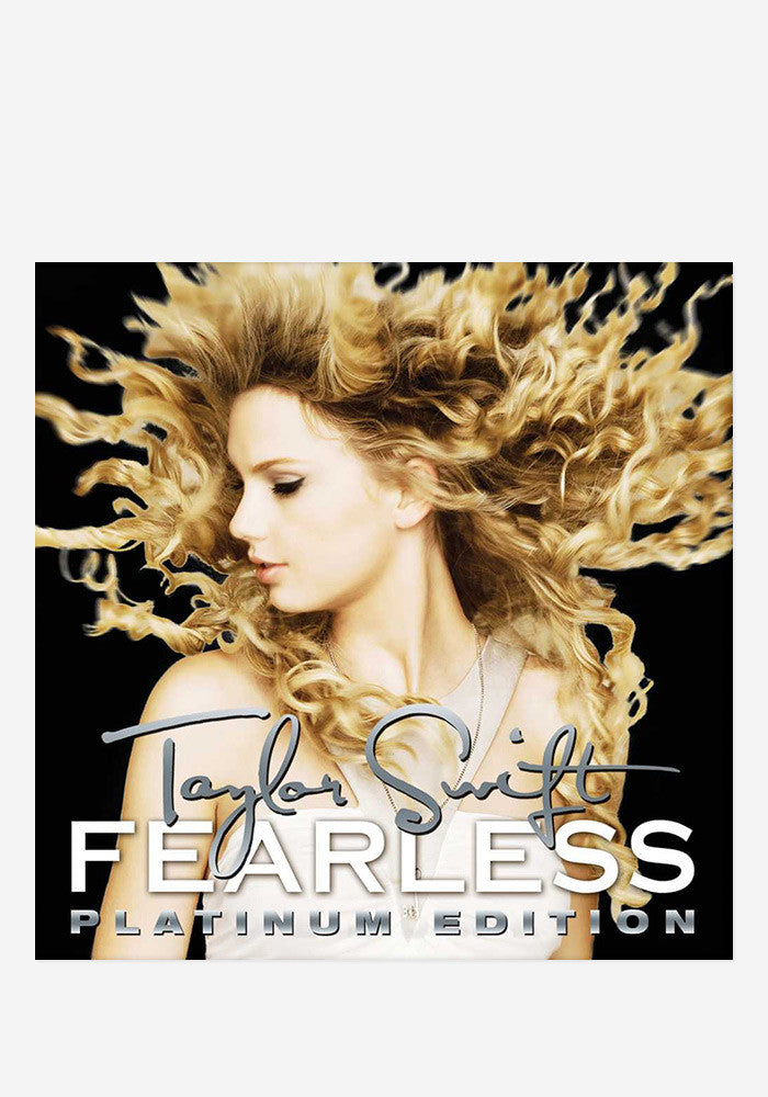 TAYLOR SWIFT Fearless Platinum Edition 2 LP